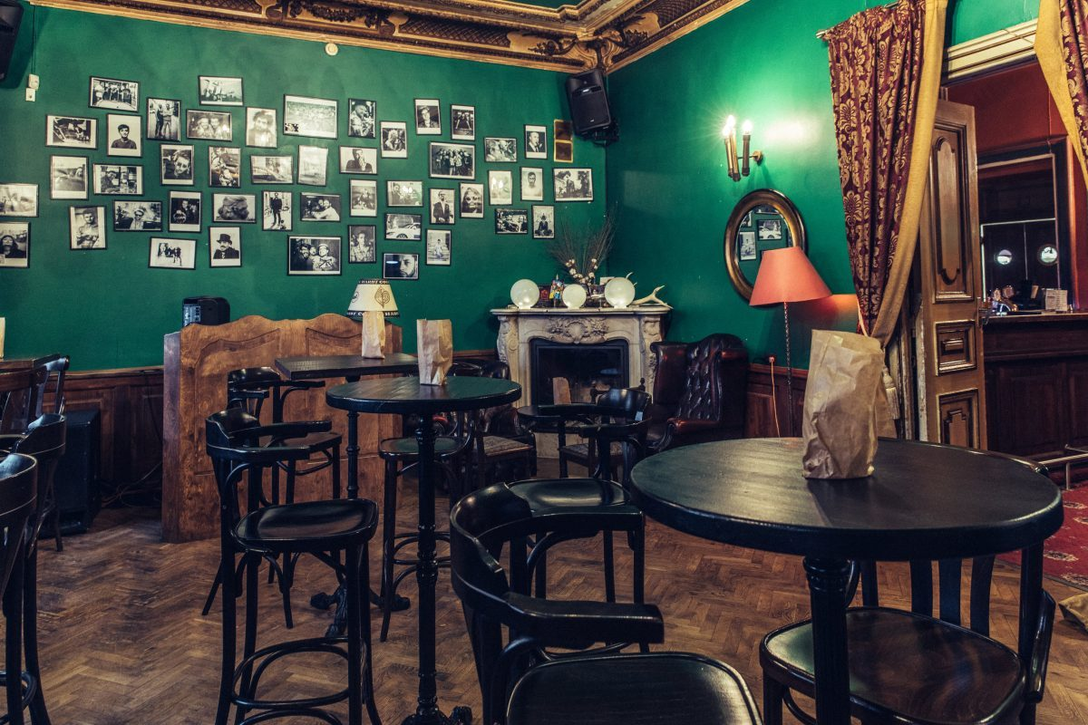 Vilnius cocktail bar