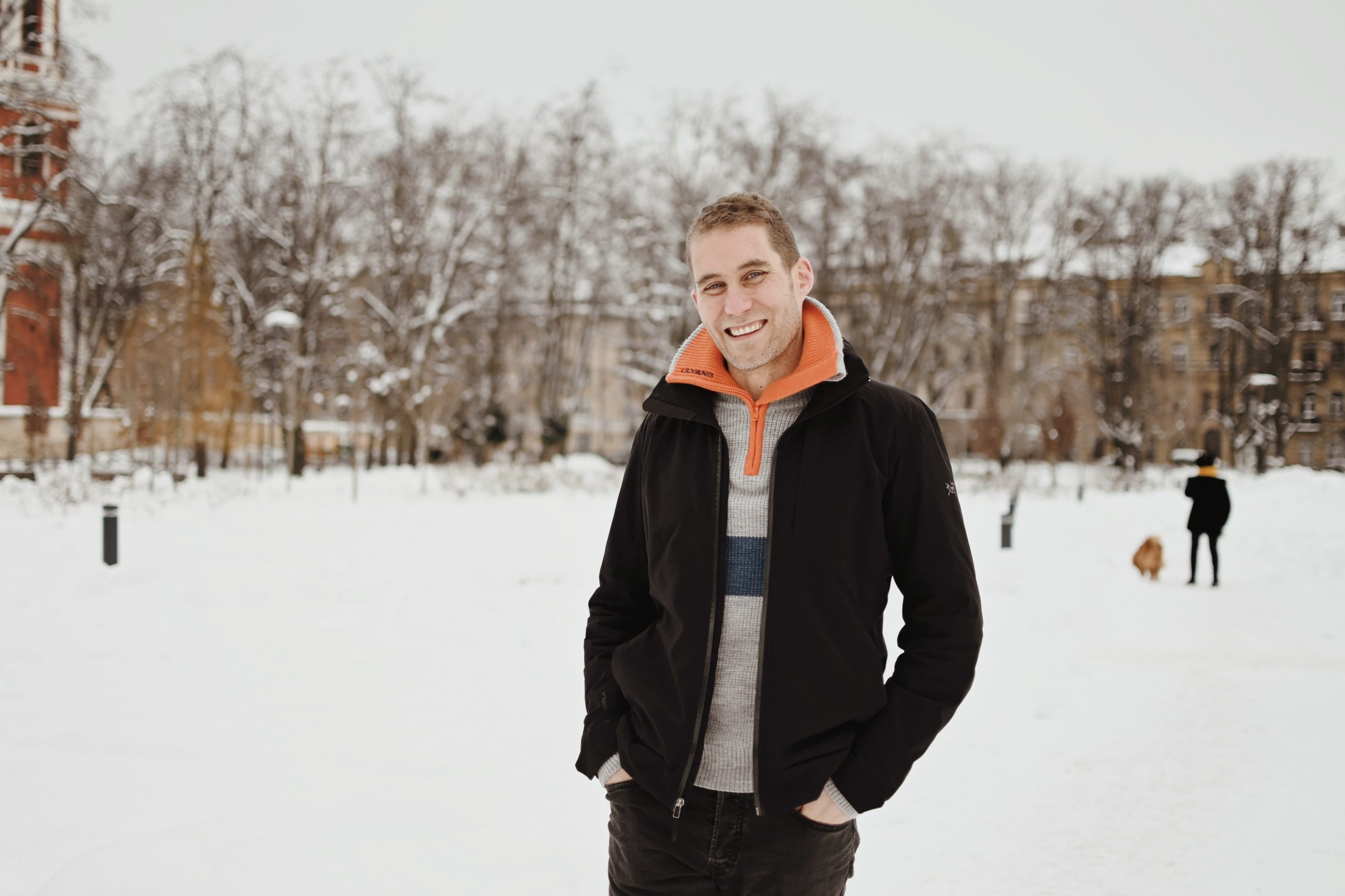Nicolas Ygar photographer in Vilnius